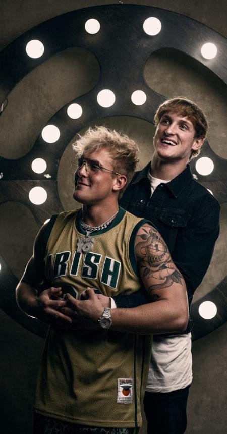 Jake and Logan